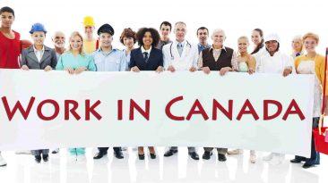 work permit in Canada