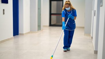 Recruitment For Cleaner Job In USA