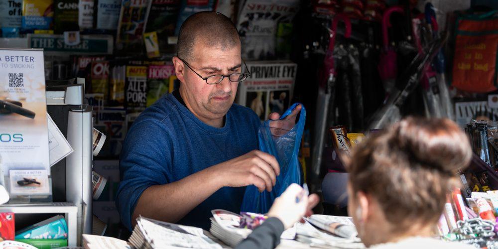 Recruitment For Newspaper Seller In Canada