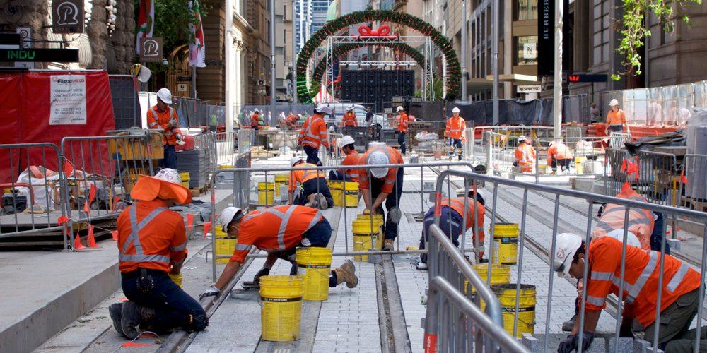 Recruitment For Rail Laborer In Canada