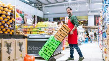 Recruitment For Supermarket Stocker In USA