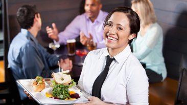 Reecruitment For Server Job In Canada